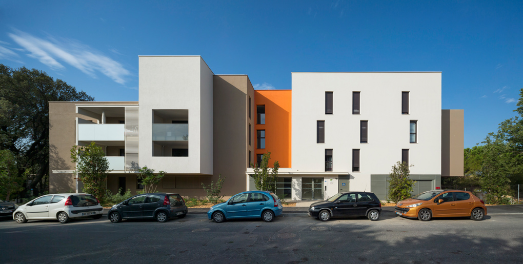 arboria montpellier lebunetel architectes urbanistes. Black Bedroom Furniture Sets. Home Design Ideas