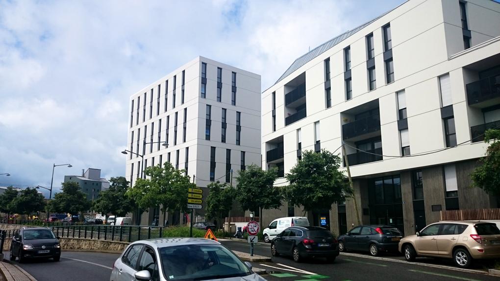quartier bernard duval rennes lebunetel architectes urbanistes. Black Bedroom Furniture Sets. Home Design Ideas