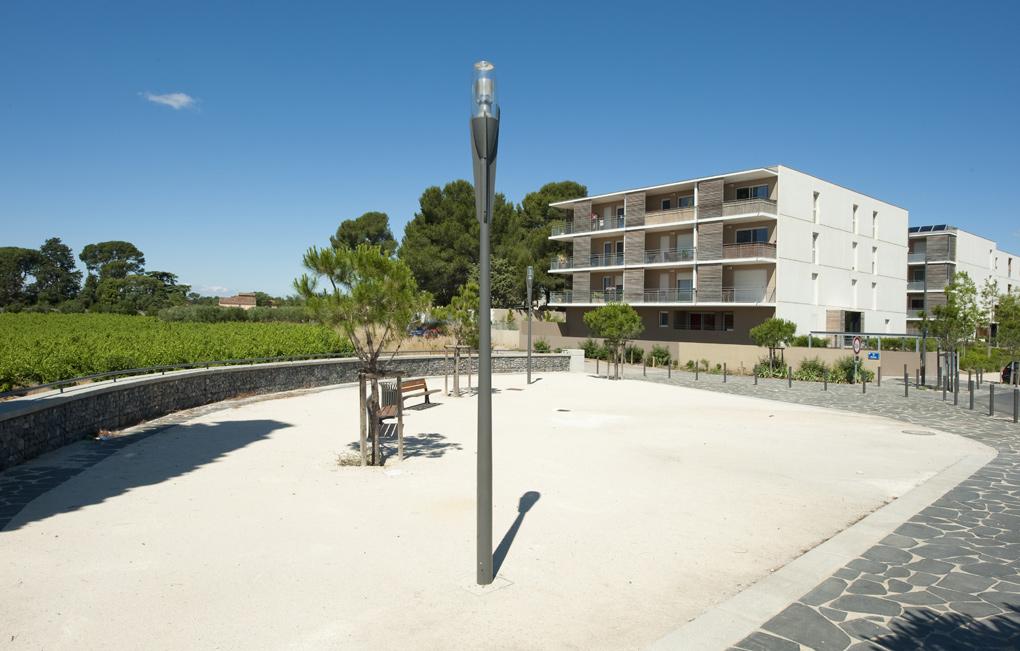 Ecoquartier Ovalie / Montpellier | Lebunetel Architectes Urbanistes