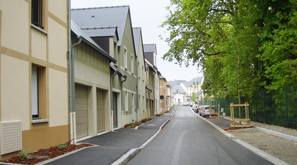 Quartier du parc vitr lebunetel architectes urbanistes for Architecte urbaniste definition