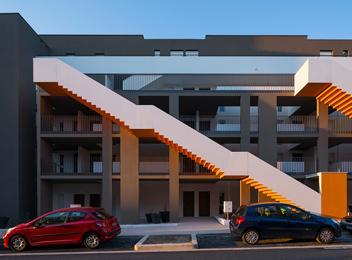 Canelia escalier coursive