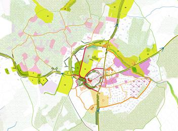 Étude urbaine ASSAS 2030  PUDD