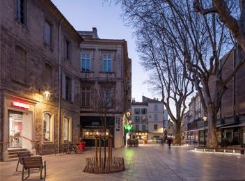 Les Halles, Avignon, 2019