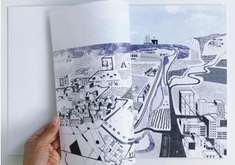 Brochure, Élodie Leneveu, Lebunetel 2019