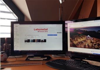 screenshot chaine lebunetel + Associés sur Youtube