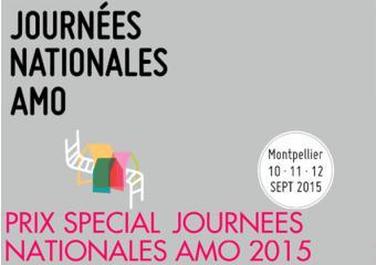 affiche Journées nationales AMO 2015